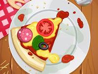 تحدي البيتزا